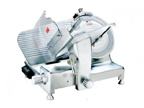 Semi-Automatic Electric Frozen Meat Slicer Machine