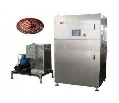 Automatic Continuous Commercial Chocolate Tempering Machine