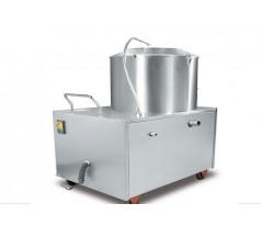 Stainless Steel Electric Potato Peeling Machine/Potato Peeler