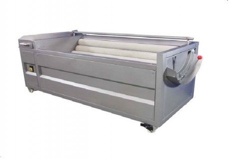 Stainless Steel Brush Commercial Vegetable Washing Machine