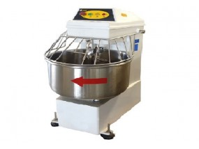 Commercial Stainless Steel Spiral Bread Dough Mixer Machine