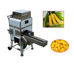 Small Stainless Steel Durable Sweet Corn Sheller/Corn Thresher Machine