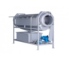 Drum Vegetable Washing Machine