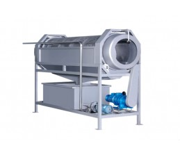 Drum Vegetable Washing Machine Manufacturers-LOFTY