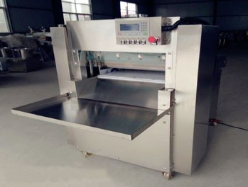 Full Automatic Electric Lamb Meat Slicer Machine