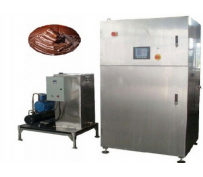 How industrial chocolate tempering machine works?