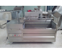 Working Principle of Commercial Vegetable Washing Machine