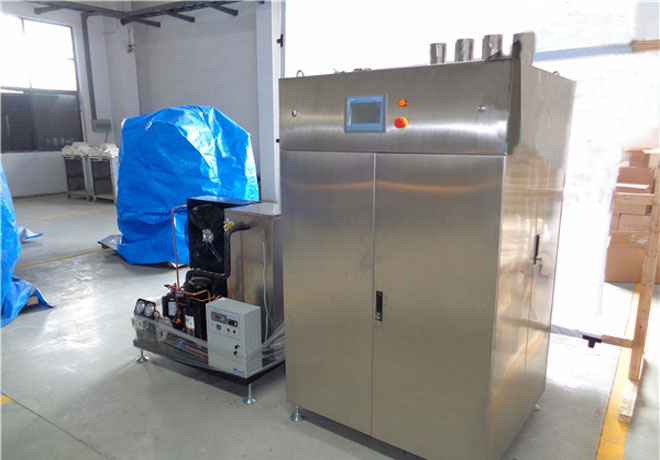 Automatic Chocolate Tempering Machine