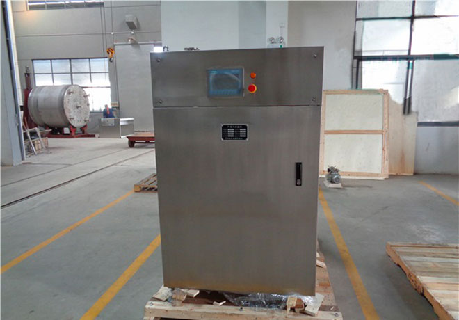 Continuous Commercial Chocolate Tempering Machine