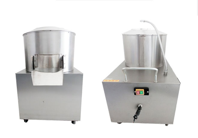 industrial potato peeling machine