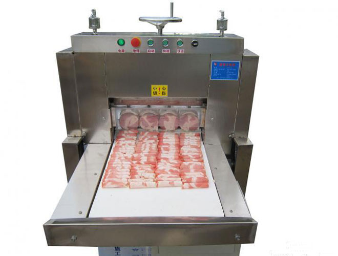 New Design Full Automatic Meat Slicer