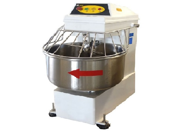 lofty Commercial Stainless Steel Dough Mixer