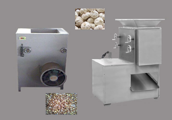Lofty Automatic Garlic Separator Machine