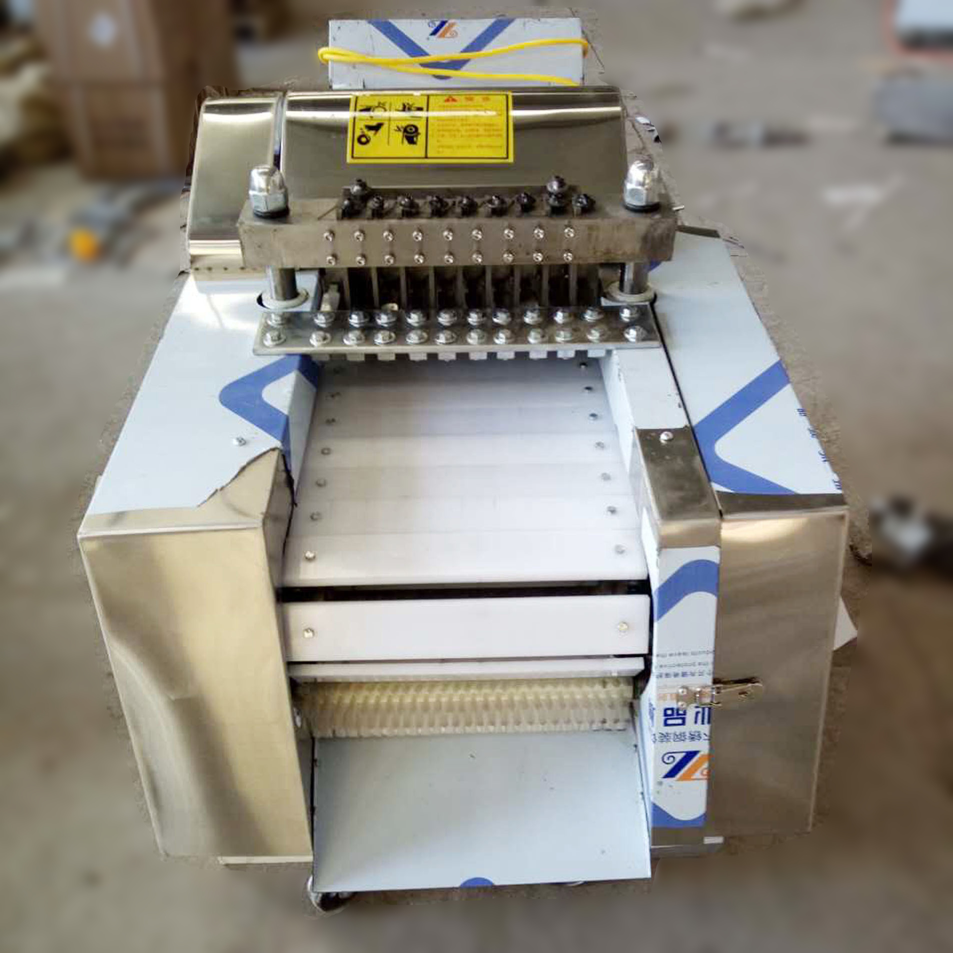 small meat cutting machine