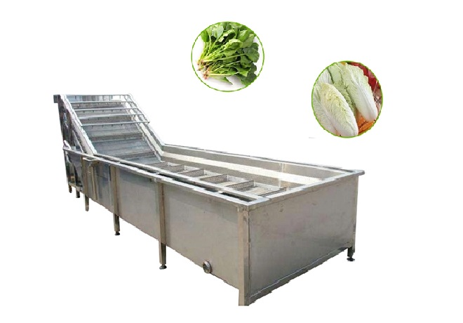 industrial vegetable washing machine